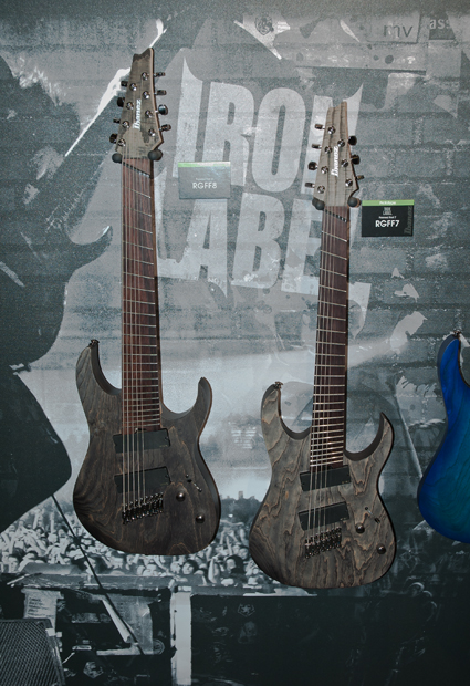 Modele Ibanez Iron Label RGFF.